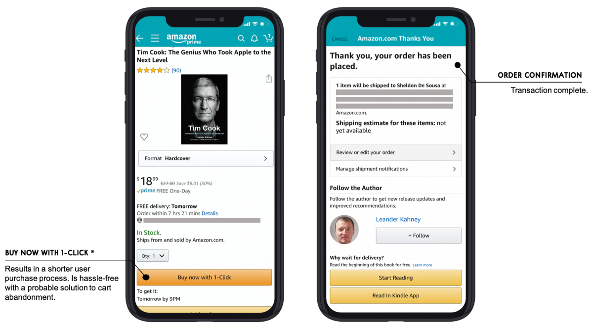 Amazon-mobile-app-purchase-screen-Buy-Now-1Click