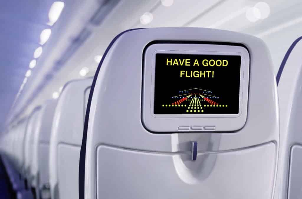 In-Flight-Touch-Screen-Device